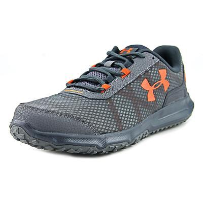 Under Armour Toccoa Men Us 10 Gray Running Shoe