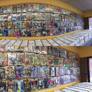 BACK ISSUES COMICS AND GRADED BOOKS HERE