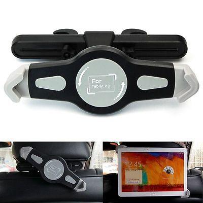 Supporto universale auto poggiatesta per TABLET Samsung Galaxy Tab 3 4 Note Pro