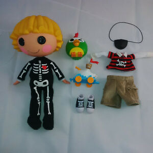 """Lalaloopsy """"Patch boy"""" doll- 12"""" tall West Island Greater Montréal image 1"""