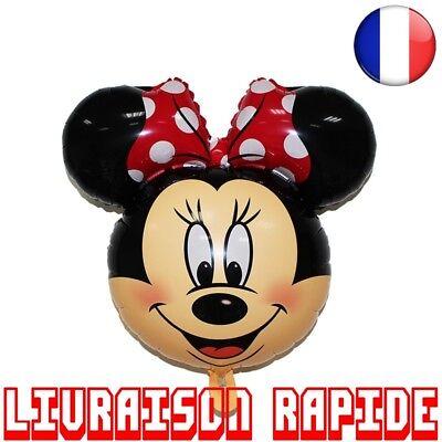 Minnie Mickey Maus Kopf Ballon Feier Geburtstag ehe Baby Dusche Kinder