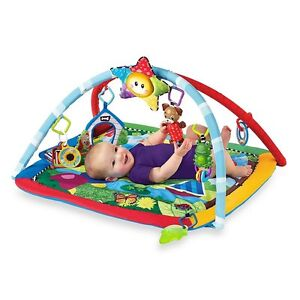 Baby Einstein activity mat!