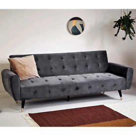New - 3 Seater Sofa Bed (Jahnke Chillax) RRP £395