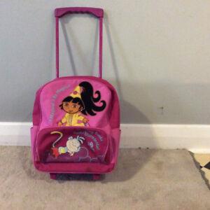 Dora Rolling Backpack