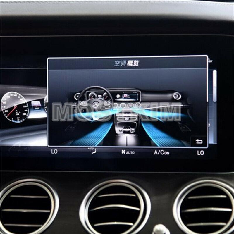 Tempered Glass GPS Navigation Screen Protector For Benz E Class W213 E200 E300