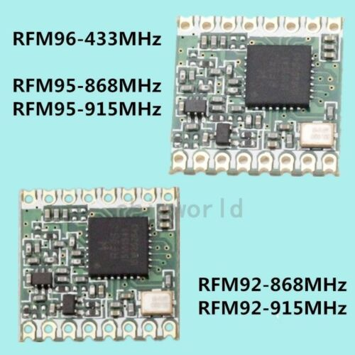 Any RFM95 user reports? | MySensors Forum