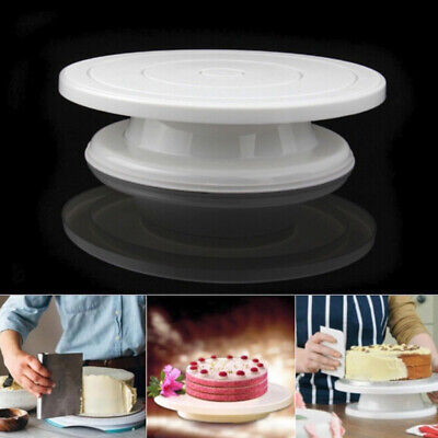 Baking tools Stand Cake Decorating Turntable Rotating Revolving Practical New Revolving Cake Stand