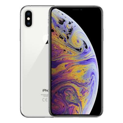 Apple iPhone X 256GB Silver Unlocked / SIM Free