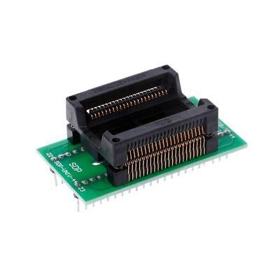 Sop44 To Dip44sop44soic44sa638-b006 Ic Test Socket Programmer Adapter