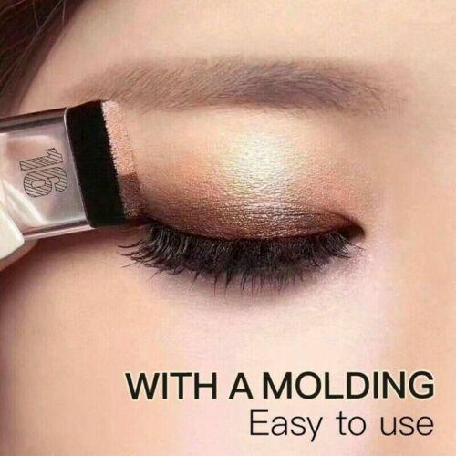 3 Seconds Eyeshadow Makeup Double Layer Coloured Gradation Cosmetic Brush US Eye Shadow