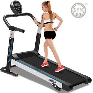 New Pro Folding Self-Powered Treadmill Gym Equipment Fitness Walking Machine