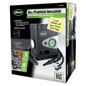 Deluxe All-Purpose Tire Inflator