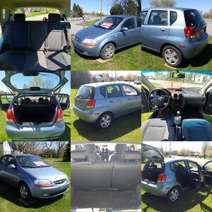 2008 Chevrolet Aveo5
