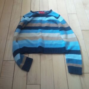 Size 8 Girls Long Sleeves and Sweaters and Jacket Kitchener / Waterloo Kitchener Area image 10