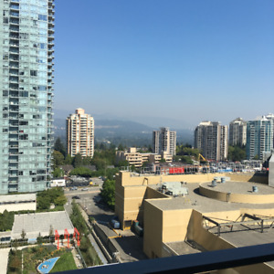 Brand New Apartment for Rent at Station Square Metrotown