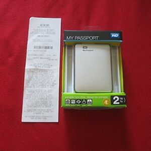 Brand New Factory SEALED ... portable ... 2TB ... HARD DRIVE