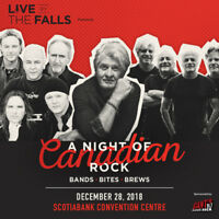 A Night of Canadian Rock