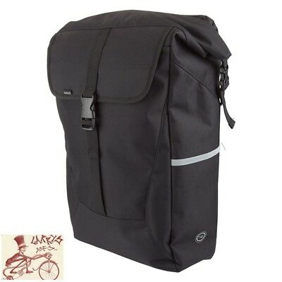Traveller Pannier - SUNLITE TRAVELER BLACK PANNIER--SINGLE