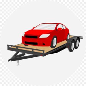 service travel trailer, boat, vehicle mover hauler
