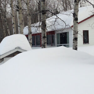 Chalet ROBERVAL,LAC ST-JEAN