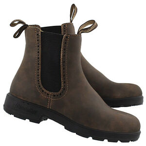 Blundstone Girlfriend-Rustic Brown 7.5US/4.5AU