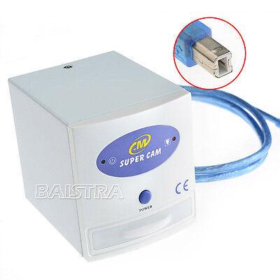 Dental X-Ray Film Reader Viewer Digitizer Scanner USB 2.0 M-95 Super CAM