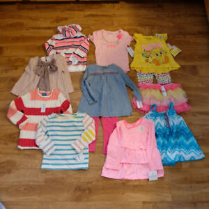 Girl size 24 month