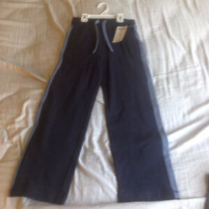 Woodland track pants size 8 brand new with tags