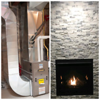 Furnace, Fireplace installation Services