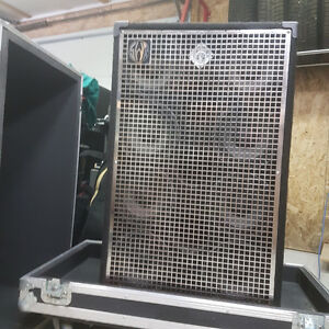 SWR Henry the 8X8 bass cabinet w/ road case, reduced from $400