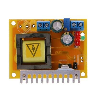 832v To Dc-dc 45390v High Voltage Boost Converter Zvs Step-up Booster Module