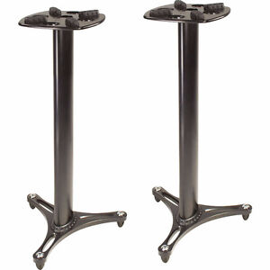 """Ultimate Support MS90 36B - studio monitor stands 36"""""""