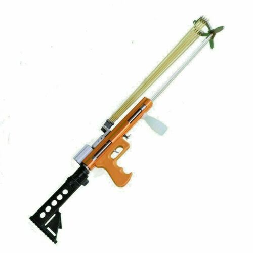 Powerful Slingshot Rifle mechanical Catapult Shooting Outdoor Hunting Fishing US