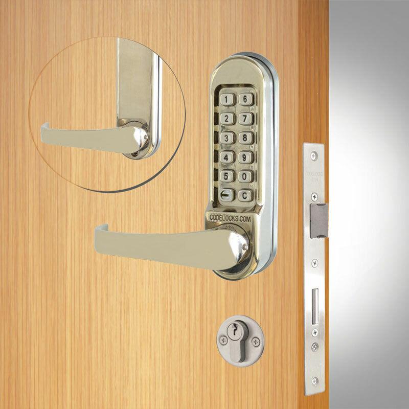 Codelocks CL525 Mortice Lock SS (CL525-SS)