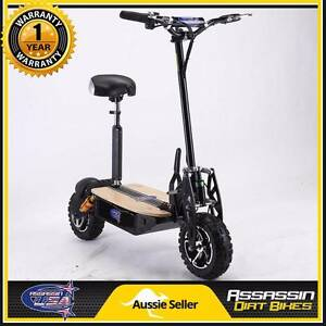 ASSASSIN USA DE2000W 2000WATT BRUSHLESS 48V ELECTRIC SCOOTER 1000 Taren Point Sutherland Area Preview