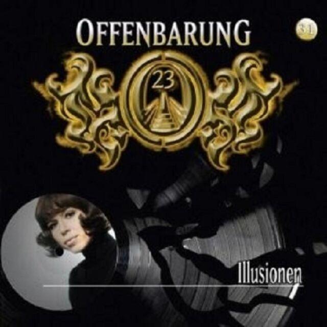 "OFFENBARUNG 23 ""IM NETZ DER LÜGEN (FOLGE 31)"" CD NEU"