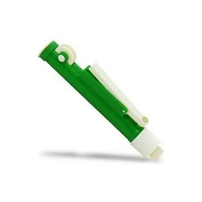 Pipette Pipet Pump Green 10ml Five Pipette Pumps