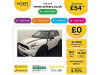Mini Mini Countryman 2.0TD ( 143bhp ) ALL4 ( Chili ) FROM £54 PER WEEK.