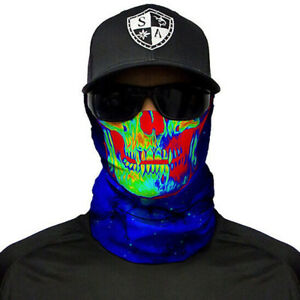SA FACESHIELDS // MULTI-USE TUBULAR BANDANAS