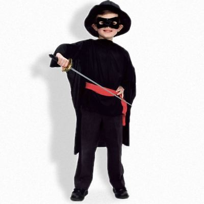 Cosplay Children's Zorro Pirate Performance Dress Outfit Set Magician for - Pirates Outfits For Kids