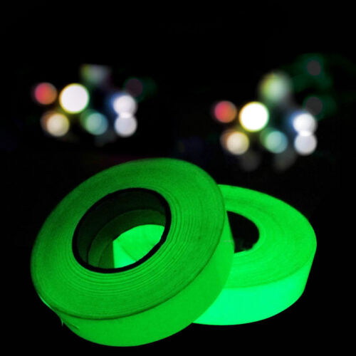 3m Luminous Tape Self-adhesive Glow In The Dark Safety Stage