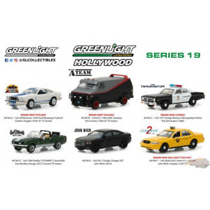 HOLLYWOOD SERIES 19 ASSORTIMENT  1/64