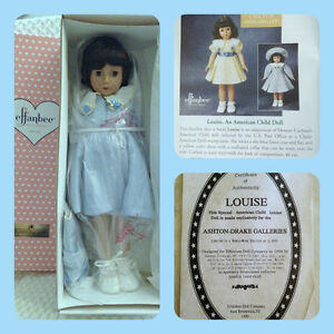 "Ashton Drake ""Effanbee"" Louise circa 1999 ~ MINT IN BOX London Ontario image 1"