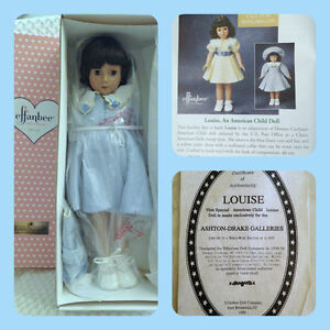 "Ashton Drake ""Effanbee"" Louise circa 1999 ~ MINT IN BOX"