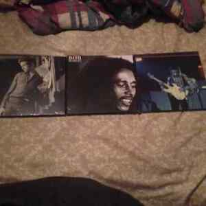 Jimmy Hendrix, Bob Marley and James Dean plaques Cambridge Kitchener Area image 1