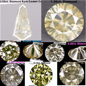 LOOSE DIAMONDS ALL NATURAL!