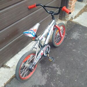 Young boys Supercycle BMX