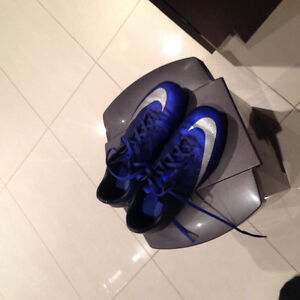 Nike soccer shoes for sale price negotiable size 3 1/2