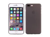 iPhone 7 Plus case in black (FREE UK POSTAGE)