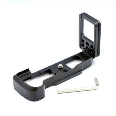 QR Vertical L-Plate L Bracket Hand Grip Plate Holder For Canon EOS M5 EOS-M5
